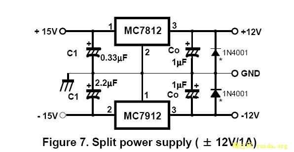 负载调节控制电路